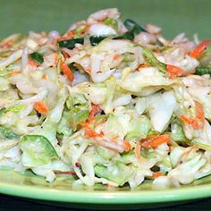 An awesome Horseradish Coleslaw Dressing recipe that is easily adjusted to your specific taste! Horseradish Coleslaw Recipe, Horseradish Recipes, Coleslaw Dressing, Dressing Recipe, Slaw Recipes, Healthy Recipes, Cabbage Recipes, Chicken Recipes, Savoury Recipes