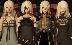 Nier Automata A2, Neir Automata, Female Character Design, 3d Character, Queen Anime, Drakengard Nier, Anime Girl Hot, Video Game Characters, Anime Characters