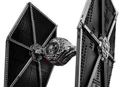 Lego Star Wars Ultimate Collector's Series TIE Fighter