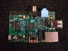 The Raspberry Pi - looks a stunning machine - very much want