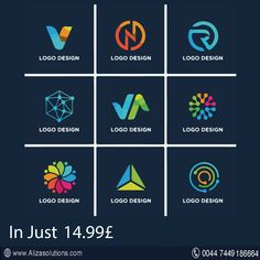 We Provoke Success through creative thinking and out-of-the-Box Solutions...  With a Passionate team of logo designers, we create cultivate and inspire brands, for those who desire to lead ❤️  Get Your Professional Logo in Just 14.99£ 🤩  Visit : www.Alizasolutions.com & Get Your Professional & Branded Logo Now ☑️  #logo #logodesigning #brands #brandlogo #creative #creativelogo #alizasolutions