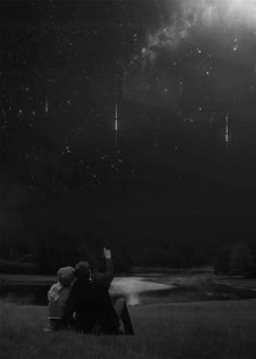 Star gazing, Lila & Garrett