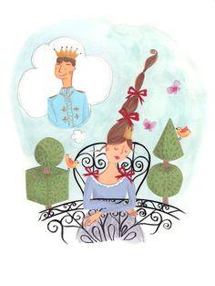 Sognando il principe azzurro