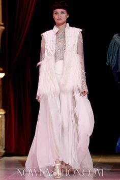Maram Aboul Enein Parsons Paris Fashion Show