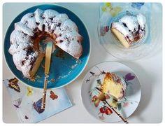 Blueberry lemon bundt cake | Sweetmariquilla