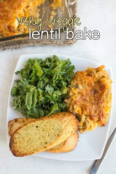 Vegetarian Main Dishes, Vegan Dishes, Vegetarian Recipes, Cooking Recipes, Healthy Recipes, Vegetarian Bake, Healthy Cooking, Healthy Meals, Cooking Tips