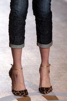Milan Fashion Week Fall 2012 Shoes and Bags Photo 49