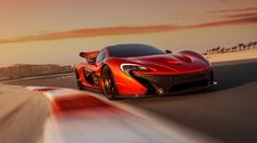 Veículos McLaren P1  Papel de Parede