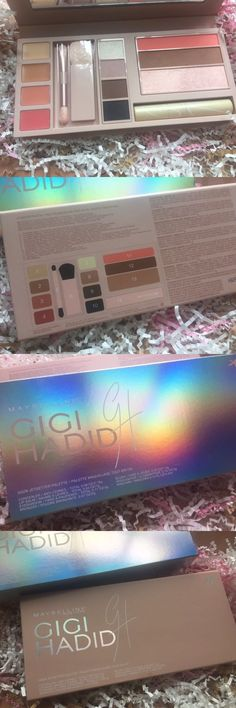 Makeup Sets and Kits: Maybelline Gigi Hadid Jetsetter Palette -> BUY IT NOW ONLY: $37.8 on eBay!