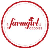 a Farmgirl's Dabbles  Love her website! Gotta check it out!