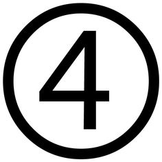 Number 4 ❤ liked on Polyvore featuring numbers, backgrounds, fillers, words, text, quotes, circles, arrows, numbers & symbols and article