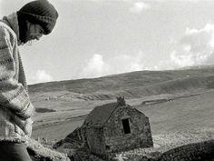 George Harrison, Isle of Skye Scotland, 1971, by Pattie Boyd.