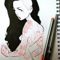 art by Ashleigh Izienicki