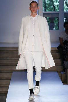 Male Fashion Trends: Jil Sander Spring/Summer 2014 - Milán Fashion Week #MFW