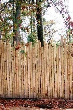 Tantalizing Wooden fence replacement cost,Garden fence materials and Front yard fence landscaping. Garden Fence Panels, Front Yard Fence, Diy Fence, Backyard Fences, Garden Fencing, Front Yard Landscaping, Fence Ideas, Fence Art, Farm Fence