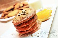 Cereal Orange Cookies