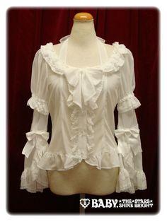 Chiffon Princess Dress Blouse (135★433)
