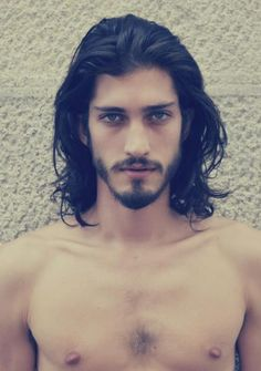 Andres Risso. He's a little thin but I can ignore that because he's so beautiful!