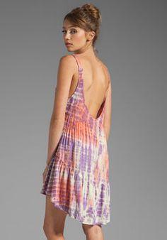 http://www.shopstyle.com: Blu Moon Babydoll Tank Dress
