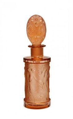 Lot: 1920s Hoffmann-Czech perfume bottle, Lot Number: 0060, Starting Bid: $400, Auctioneer: Perfume Bottles Auction, Auction: Perfume Bottles Auction, Date: April 29th, 2016 EDT