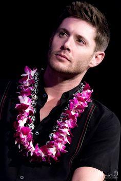 Jensen Ackles  Honolulu con  2017 Monica D photography