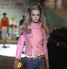 This coat. The brooch. I must have. By dsquared.