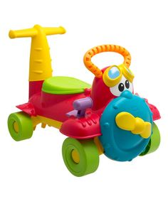 Buy Chicco Charlie Sit N Ride Plane at Argos.co.uk - Your Online Shop for Baby ride-ons.