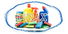 Mythbuster: Borax is a Natural Green Cleaning Product but is Poisonous! #greencleaning #holisticmoms #endocrine