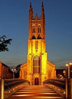 St. Mary's Church - Derby, England