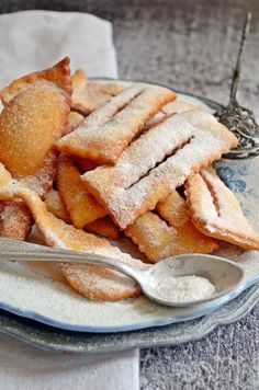 Cookie Recipes, Snack Recipes, Dessert Recipes, Hungarian Recipes, Sweet And Salty, Party Snacks, Sweet Treats, Food And Drink, Pie