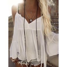 Sexy Womens Beach Wear Cover up With Ruffled Sleeves ($16) ❤ liked on Polyvore featuring swimwear, cover-ups, sexy swimwear, sexy beachwear, swim cover up, cover up beachwear and sexy beach cover up