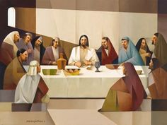 Pictures of Christ, Temple pictures, home decor and gifts from popular LDS artists and photographers. Framed art, fine art canvas, prints and more. Lds Art, Bible Art, Catholic Art, Religious Art, The Last Supper Painting, Last Supper Art, Jesus Last Supper, Easter Paintings, Pictures Of Jesus Christ