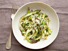Salad of the Month: Asparagus with Lemon and Parmesan