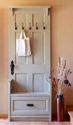 12 Creative DIY Projects For Repurposing Old Doors