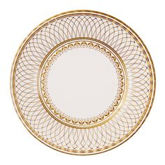 Gold Party Plates - Large   White and Gold Paper Plates Disposable Tableware Gold Wedding 50th Wedding Anniversary Elegant Matte Gold  sc 1 st  Pinterest & Talking Tables Party Porcelain Paper Plates Pack of 12  Gold ...