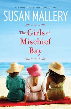 My next book purchase: The Girls of Mischief Bay by Susan Mallery Check out the name of the Farmers Market :) #susanmallery #mischiefbay
