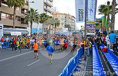 Marathon Runners - Download From Over 29 Million High Quality Stock Photos, Images, Vectors. Sign up for FREE today. Image: 49108034