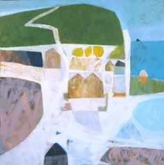 Beautiful painting. Safe Haven by Simon Pooley