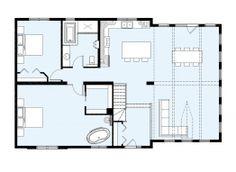 Maison neuve - Plain-pied, modèle Caroline | Maison | Pinterest | House