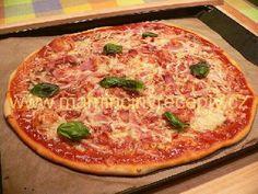 Hawaiian Pizza, Quiche, Toast, Food, Basket, Hoods, Meals, Custard Tart