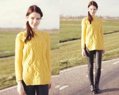 Sweater weather - The Fashion Moodboard