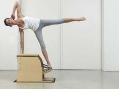 Pilates Chair For Sale - Every detail has to be catered to for making it the wedding that you had always wanted. For a da Pilates Instructor, Pilates Reformer, Pilates Workout, Chair Workout, Cardio, Pilates Chair, Chair Yoga, Pelvic Floor Exercises, Chair Exercises