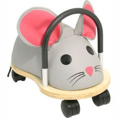 Buy Hippychick Mouse Wheely Bug Ride-On from our Baby Walkers & Ride Ons range at John Lewis & Partners. Free Delivery on orders over Wooden Ride On Toys, Wooden Toys, Toddler Toys, Baby Toys, Bug, Thing 1, Developmental Toys, Activity Toys, Kids Bike