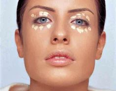 For a sunless summer glow dab some concealer all around your eyes instead on focusing just underneath, says make up artists Bobbi Brown and blend it out into your skin.      http://www.clearclinic.com/