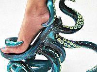 A designer adds crazy unique shoe styles in Filipino Fashion