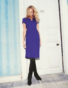 I've spotted this @BodenClothing Wool Tulip Dress