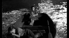 The Night of the Hunter (1955) - River Boat Scene