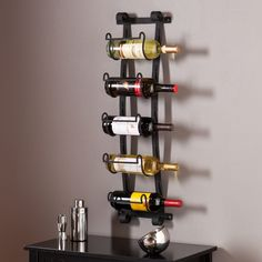 Wine Rack - A Collection by Anglina - Favorave