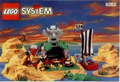 Pirates - King Kahuka's Throne  [Lego 6262]