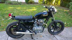 Rocker.co  For Sale: 1979 Yamaha XS650 Cafe Racer #forsale #caferacer